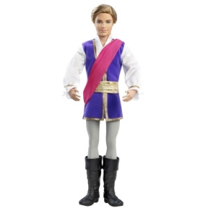 BARBIE® IN THE PINK SHOES KEN® as Prince Siegfried Doll
