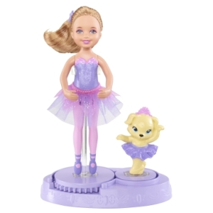 BARBIE™ IN THE PINK SHOES CHELSEA® Ballerina Doll