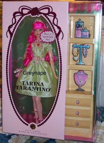 tarina-tarantino-barbie-doll-2008-nrfb-2ca8