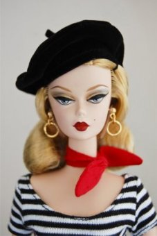 The Artist Silkstone Barbie Doll
