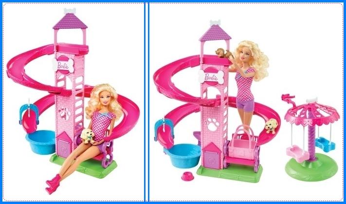 Novidades Playline e imagens reais do Ken Principe 2013  : barbie pet driver playset from barbiegirlcollectible.wordpress.com size 711 x 419 jpeg 171kB