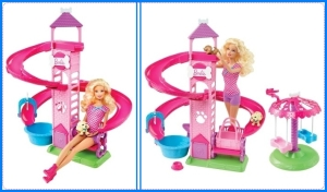 Barbie-Pet-Driver-Playset