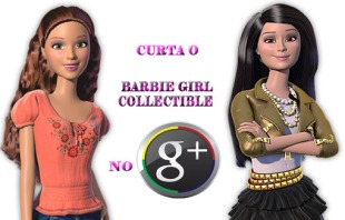 Siga o Barbie Girl Collectible no Google plus