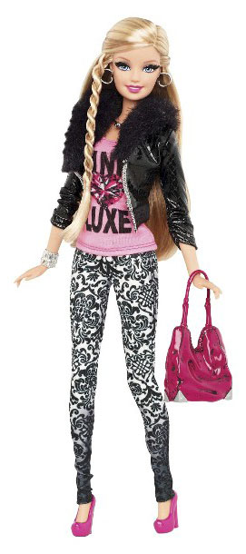 Barbie-Glam-Luxe-Fashion-Barbie-Damask-Doll