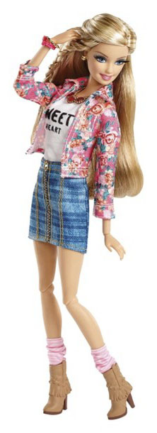 Barbie-Glam-Luxe-Fashion-Barbie-Floral-Doll