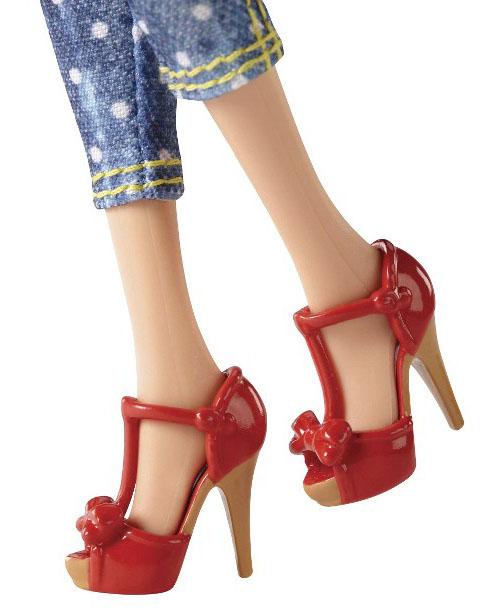 Barbie Glam Luxe Style Segundo Wave 2014 Barbie Girl