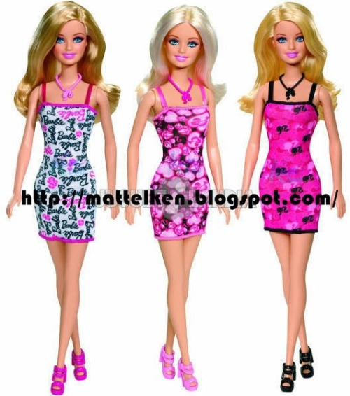 Barbie_2014_Dolls