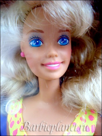 Bath Magic Barbie