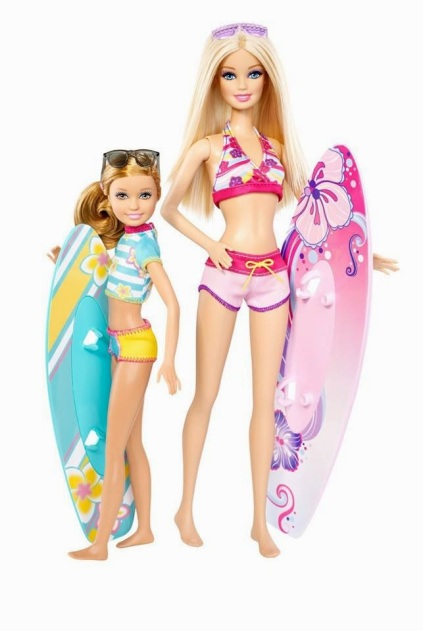 Barbie-Sisters-Surf-2-Pack