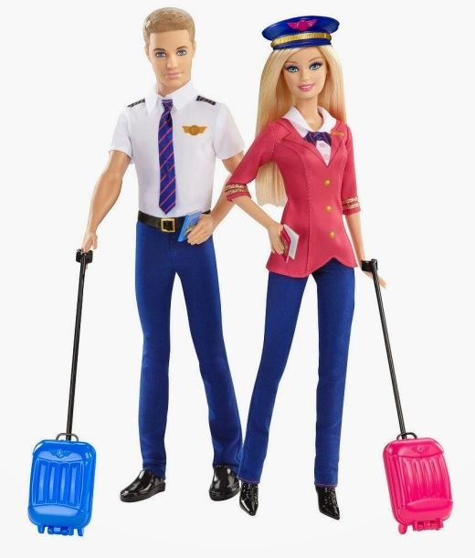 2014_Barbie_Ken_Gitset_Dolls