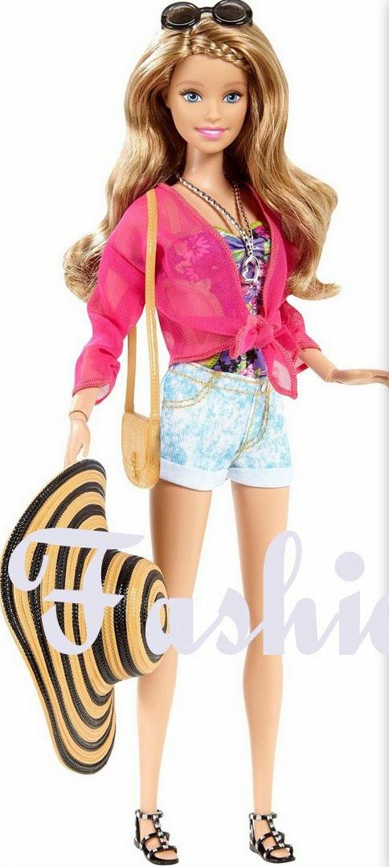 Barbie style resort 2015: summer
