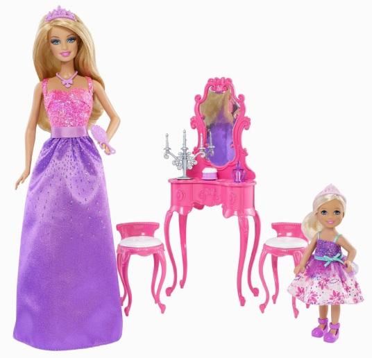 2014_Barbie_Chelsea_Vanity_Ball_Pack_Dolls