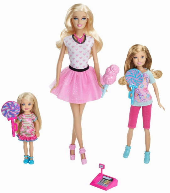 2014_Barbie_Sisters_Candy_Store_Pack_Dolls
