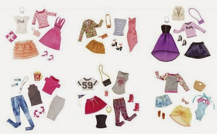 2015_Barbie_Fashion_Pack_Outfits_Doll_02
