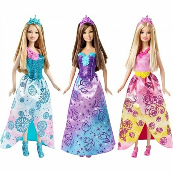 2015_Barbie_Mix_and_Match_Princess's_Teresa_Summer_Dolls_Princess_Doll