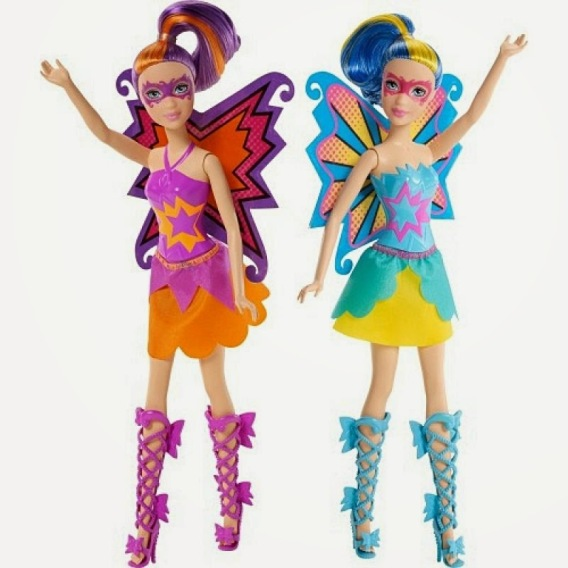 2015_Barbie_in_Princess_Power_Dolls_Fairys_Blue_Purple