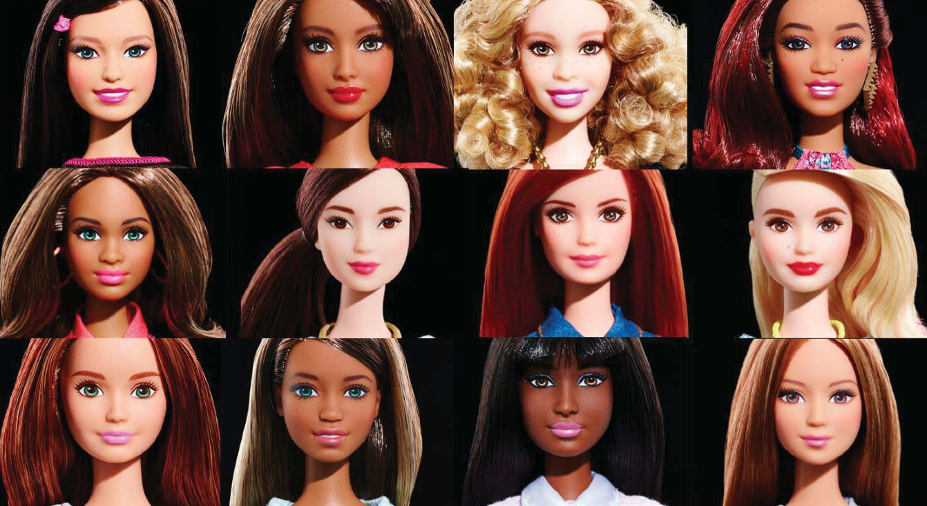 Barbie Fashionista 2015 Barbie Fashionistas Barbie