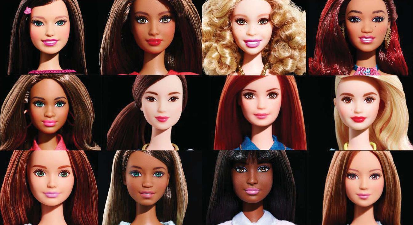 Barbie Fashionista 2015 Barbie Fashionistas Barbie