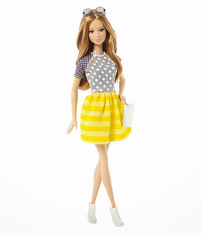 Fashionistas Barbie 2015 Twitter Barbie Fashionistas Rosa