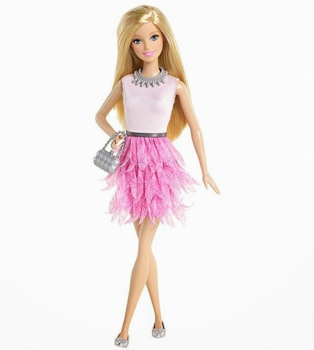 Barbie Fashionistas 2015 Barbie Girl Collectible