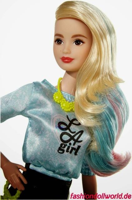 Monkfish's Dolly Ramble: Barbie Fashionistas 2015