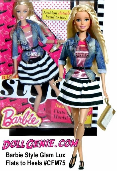 Barbie Style 2015 Barbie Girl Collectible