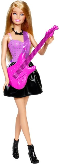 Barbie-Careers-Doll-Rock-Star