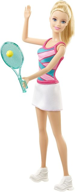 Barbie-Careers-Doll-Tennis-Player