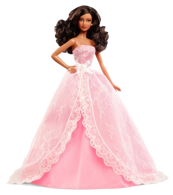 Barbie-2015-Birthday-Wishes-African-American-Doll