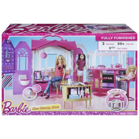 BARBIE-Glam-Getaway-House
