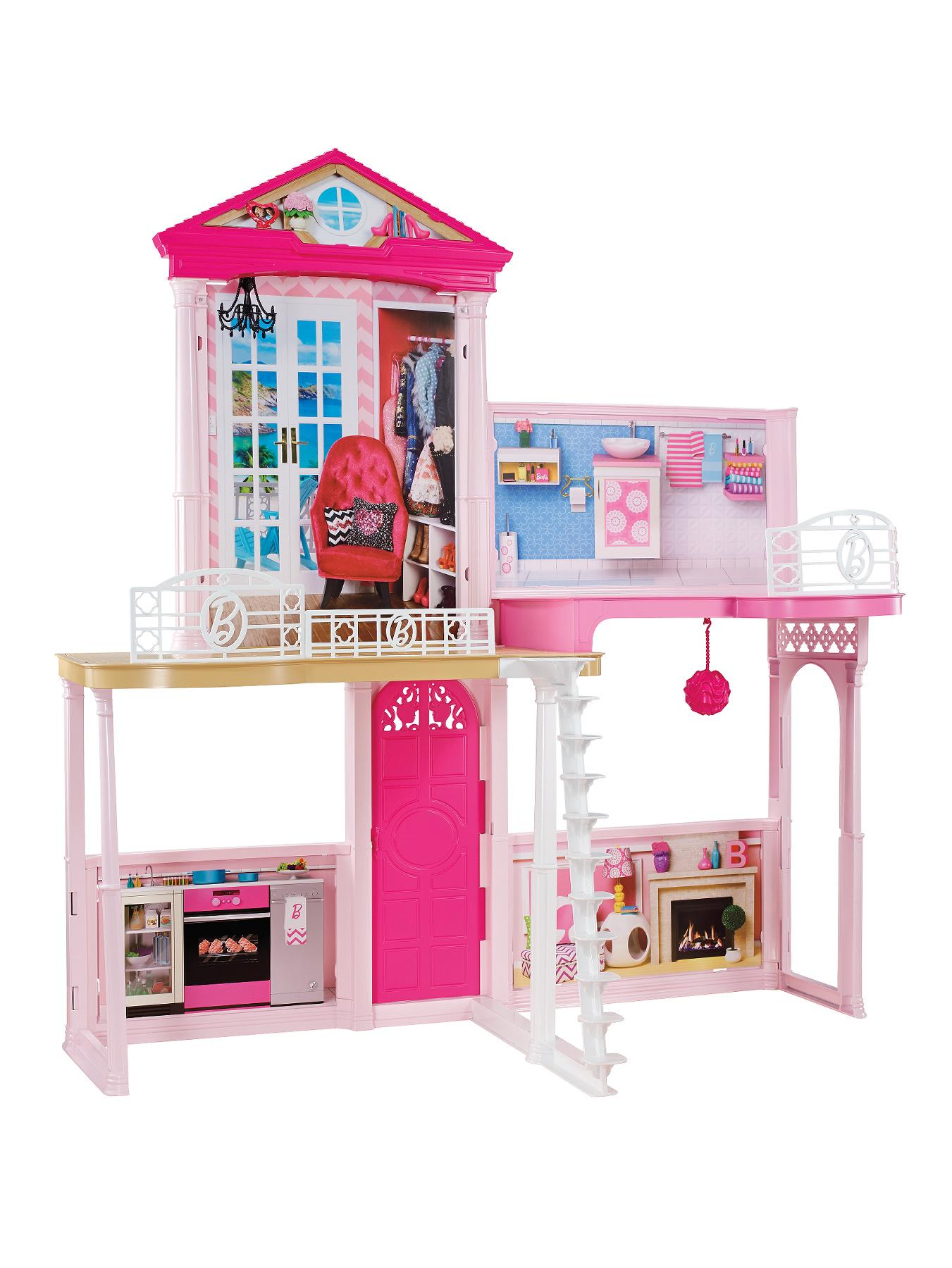 Casa Da Barbie Barbie Girl Collectible