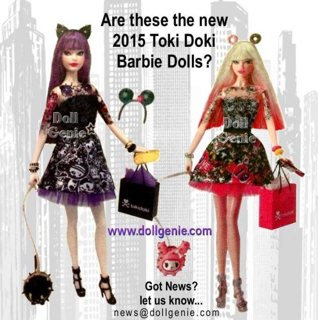 Tokidoki-Barbie