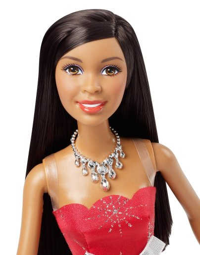 2015-Holiday-Sparkle-African-American-Barbie-2