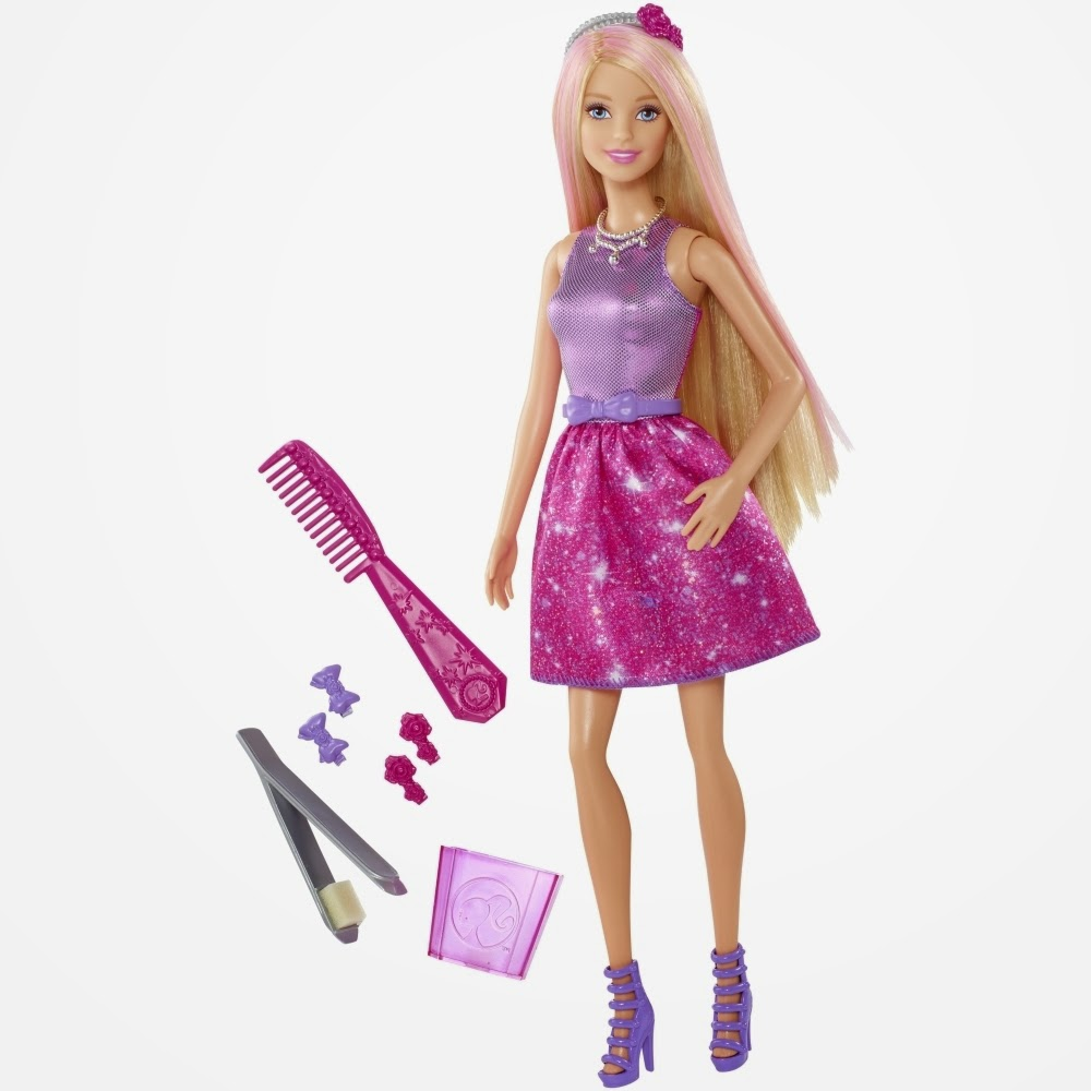 Barbie Color And Style 2015 Barbie Girl Collectible