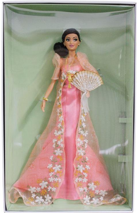 Boneca-Barbie-Colecionavel---Glamour-Filipinas---Mattel