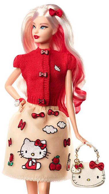Barbie Hello Kity 3