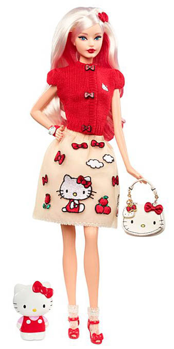 Barbie Hello Kity 4